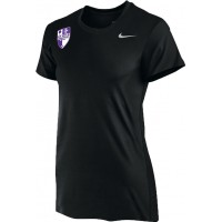 Oak Hills Soccer 05: COACH'S SHIRT - WOMEN'S - Nike Women's Legend Short-Sleeve Training Top - Black