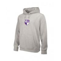 Oak Hills Soccer 17: Adult-Size - Nike Team Club Men's Fleece Training Hoodie - Gray