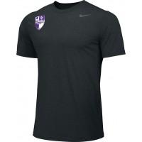 Oak Hills Soccer 02: COACH'S SHIRT - MEN'S - Nike Team Legend Short-Sleeve Crew T-Shirt - Black
