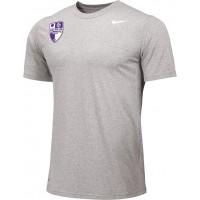 Oak Hills Soccer 03: COACH'S SHIRT - MEN'S - Nike Team Legend Short-Sleeve Crew T-Shirt - Gray